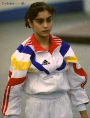 Olimpia at the Jr. Europeans 1998